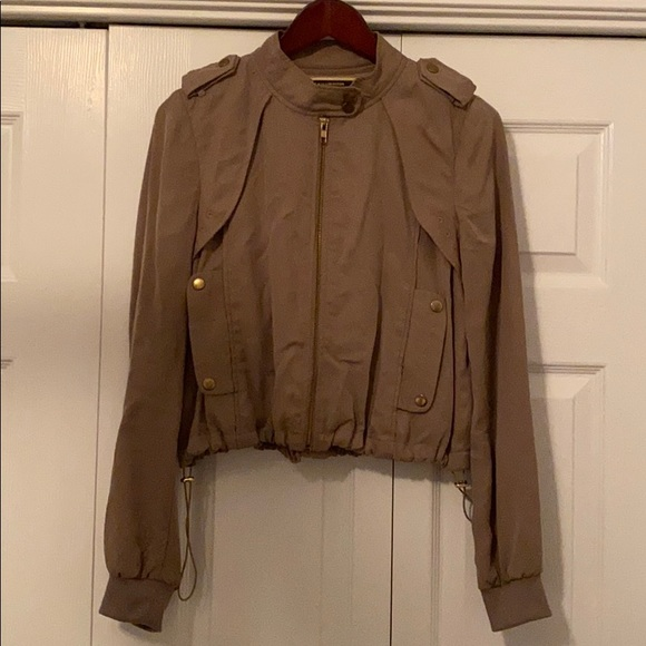Anthropologie Jacket Size Small